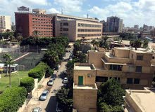 Unfurnished apartment in Alexandria for rent