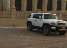 White Toyota FJ Cruiser 2013 for sale