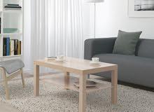 طاولة جديدة