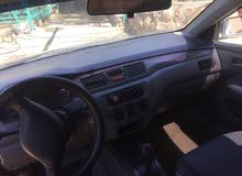 Automatic Silver Mitsubishi 2003 for sale