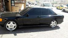 For sale Mercedes Benz E 190 car in Zarqa