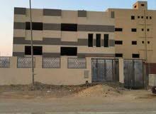 بالقاهرة الجديدة مصنع 300 متر غذائى