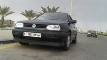 Manual Black Volkswagen 1998 for sale