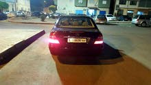 For sale Mercedes Benz E 200 car in Al-Khums