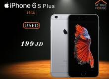 ايفون 6s plus بحالة ممتازة من Mobile House