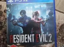 لعبه resident evil 2