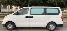 للبيع هيونداي H1 موديل 2012 مطلوب 29,000