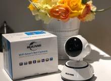 تابع منزلك وعملك عن بعد من خلال جوالك مع كاميرا مراقبة لاسلكية داخلية