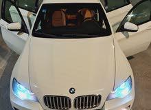 سيارة مميزة للبيع BMW X6 موديل 2011 ممشى 219,000 كم فل كامل السوم وصل 48,500 ﷼