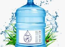وكيل مياه معدنية 19 لتر