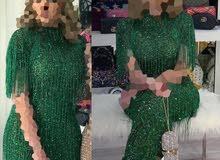 فستان ماركة اسم المحل (جسميكو) للبيع او التاجير