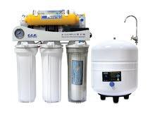 للبيع فلتر مياه مع التركيب
