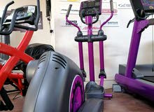 كروس نوع life fitness امريكي شبه جديد