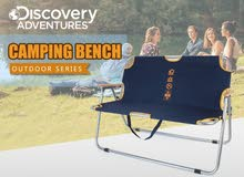 Discovery adventure Most Popular Products Folding Camping Bench With Carry Bag