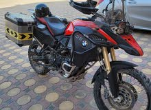 F800 gs Adv with acc