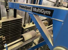 multigym equipment for sale