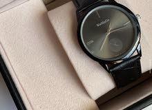 ساعة رجالية بقيمة 8 ريال