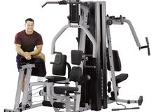 للبيع جهاز للتدريب المنزلي body solid