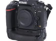 nikon d750(complete kit (read discreption)