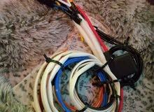 تفصيل وعمل ظفيرة (اسلاك مراوح تحويل من مراوح عادية إلى كهربائية ) لجميع السيارات