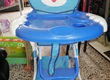 كرسي طعام للاطفال