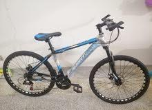 دراجة رياضية مع ساعة شاومي الرياضية و 8 اكسسوارات