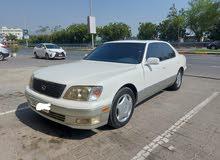 DHS 8500/= LEXUS LS 400 ( وارد أمريكا  - رقم واحد  - بدون حوادث -) - 1999 - CLEAN CAR