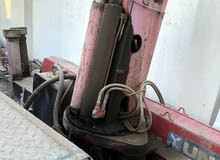 UNIC 800 ( 8Ton ) crane imported from Dubai ونش