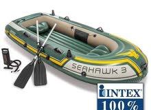 قارب انتيكس حمولة 4 أشخاص