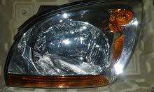 فنار سيارة كيا سوبرتاج2010 ثلاث عوكس