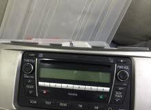 مسجل اصلي للبيع لسيارة كامري 2009