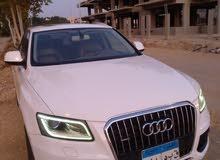 سيارة اودي Q5 (Audi) مستعمله للبيع في مصر موديل 2015