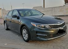 Kia optima model 2016 the last price 3500