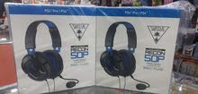Playstation4 original turtle beach head phone for sale