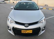 Toyota Corolla 2016 For sale - Silver color