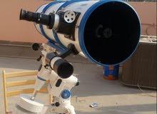 تليسكوب ميد إل أكس 70 / 8 إنش جديد