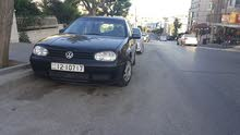 Used condition Volkswagen Golf 2000 with +200,000 km mileage