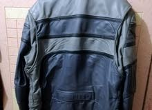original leather jacket for man xl size
