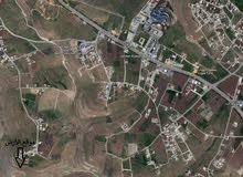 أرض 729 متر في المسية قرب بجامعة عمان الأهلية