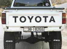 Diesel Fuel/Power   Toyota Hilux 1993