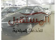 For rent a Toyota Corolla 2016