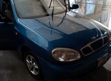 For sale 1997 Blue Lanos