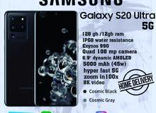 samsung galaxy s20 ultra 5G for sale