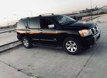 Nissan Armada 2006 For sale - Black color