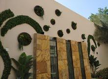 مؤسسة ارتك الجزيره للمقاولات تنسيق حدائق ديكورات حدائق