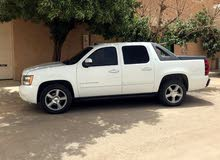 Used condition Chevrolet Avalanche 2007 with +200,000 km mileage
