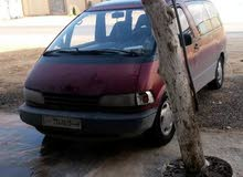 Manual Toyota 1998 for sale - Used - Tripoli city