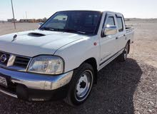 Manual Nissan 2007 for sale - Used - Ma'an city