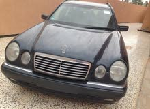 Gasoline Fuel/Power   Mercedes Benz E 240 2002