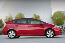 Toyota Prius 2015 For Rent - Red color
